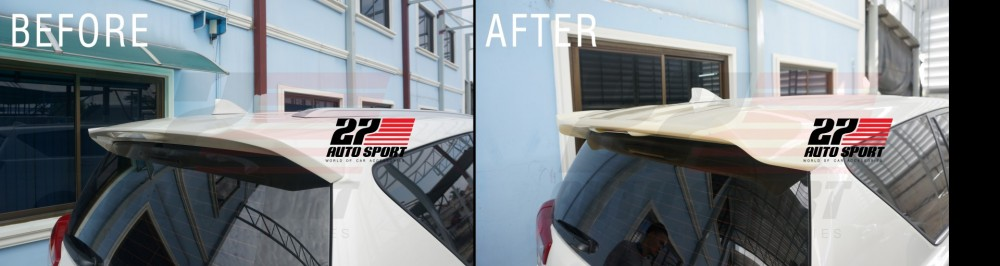 innova rear spoiler cover before aftert wt 27 Large